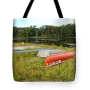 Waiting For One Last Summer Voyage Tote Bag