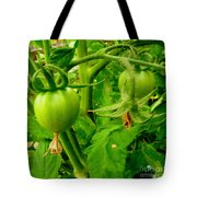 Waiting For The Harvest Tote Bag