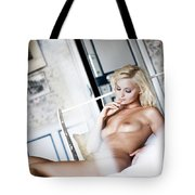 Waiting For You Tote Bag