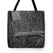 Waiting In The Wind Tote Bag