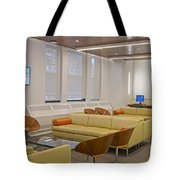 Waiting Room And Computer Lab Tote Bag