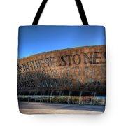 Wales Millenium Centre 3 Tote Bag