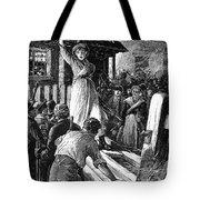 Wales: Rebecca Riots, 1843 Tote Bag