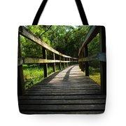 Walk This Way To Nature Tote Bag