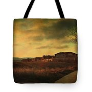 Walking Alone Tote Bag by Laurie Search