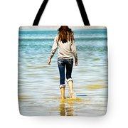 Walking Away 1 Tote Bag