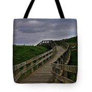 Walkway On Phillip Island Tote Bag