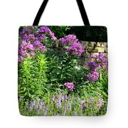Wall Front Tote Bag