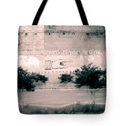 Wall Hand  Tote Bag