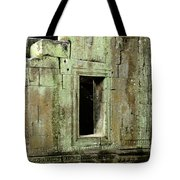 Wall Ta Prohm Tote Bag by Bob Christopher