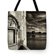 Walled-up Window Tote Bag