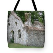 Walls For The Winds Tote Bag