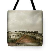 Walls Of Dubrovnik Tote Bag
