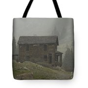 Walsh-duncan House In Storm Tote Bag