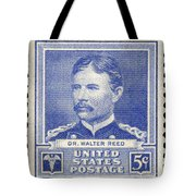 Walter Reed (1851-1902) Tote Bag
