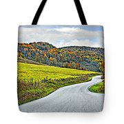 Wandering In West Virginia Tote Bag