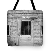 Wanted - Get Out Of Jail  Card  Tote Bag