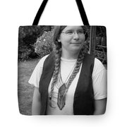 Wanted To Be Janis Joplin Tote Bag