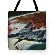 War Bird Tote Bag