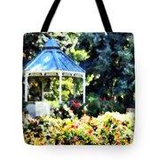 War Memorial Rose Garden 2  Tote Bag