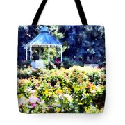 War Memorial Rose Garden  3 Tote Bag