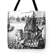 War Of Spanish Succession Tote Bag