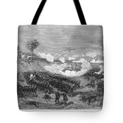 War Of The Pacific, 1879-1884 Tote Bag
