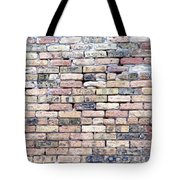 Warehouse Brick Wall Tote Bag
