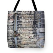 Warehouse Drain Pipe 1 Tote Bag