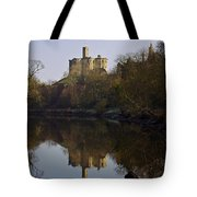 Warkworth Castle Tote Bag