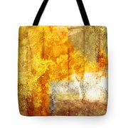 Warm Abstract Tote Bag