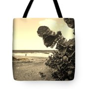 Warm Butter Sky Tote Bag