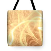 Warm Strings Of Glowing Light Tote Bag