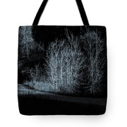 Warming Light On An Autumn Morning Tote Bag