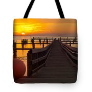 Warmth Of The Sun Tote Bag