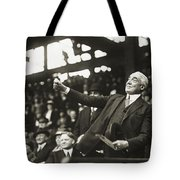 Warren G. Harding Tote Bag by Granger