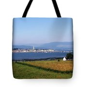 Warrenpoint From Carlingford, Co. Down Tote Bag