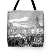 Warsaw: Civil Disturbance Tote Bag