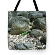 Washed Ashore In Hawaii Tote Bag