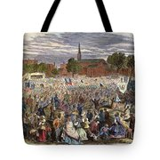 Washington: Abolition, 1866 Tote Bag