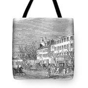 Washington, D.c., 1853 Tote Bag