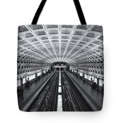 Washington Dc Metro Station II Tote Bag