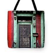 Washington Doorway Tote Bag