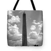 Washington Landmark Tote Bag