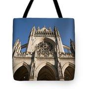 Washington National Cathedral Entrance Tote Bag
