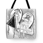 Washington: Saddle Tote Bag
