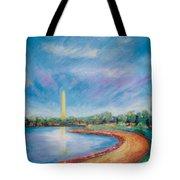 Washington Sky Tote Bag