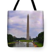 Washington - The Gathering Storm Tote Bag