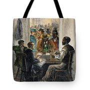Washington: Voting, 1867 Tote Bag
