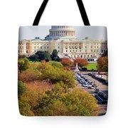 Washington2 Tote Bag